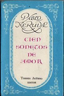 Cien Sonetos De Amor: Neruda, Pablo
