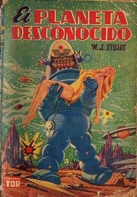 El Planeta Desconocido (Forbidden Planet): Stuart, W. J. (Philip MacDonald)