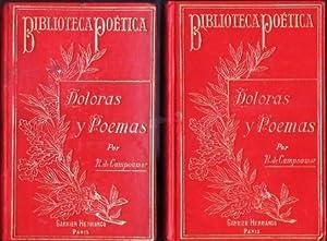Doloras y Poemas (2 t.): Campoamor, Ramón de