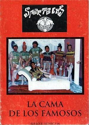 Spartacus: La Cama De Los Famosos: Julio E. Nosiglia