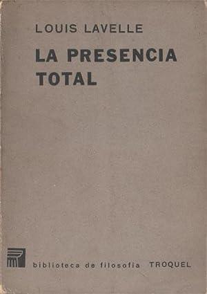 La Presencia Total: Lavelle, Louis