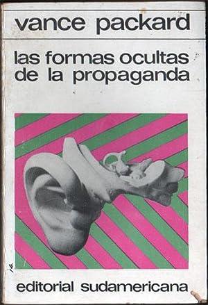 Las Formas Ocultas De La Propaganda: Packard, Vance
