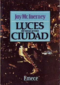 Luces de una gran ciudad: McInerney, Jay