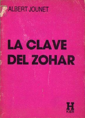 La Clave del Zohar: Jounet, Albert