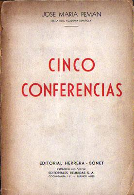 Cinco Conferencias