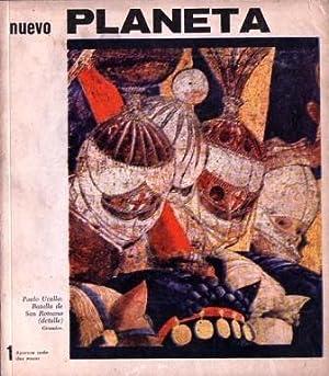 Revista Nuevo Planeta Nº 1 - Enero: Pauwels, Louis -