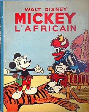 Mickey l?Africain.