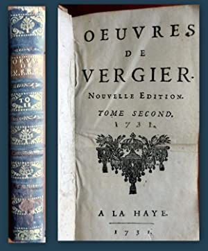 Oeuvres, nouvelle édition, tome second