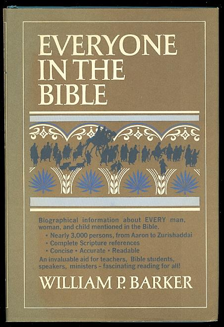 EVERYONE IN THE BIBLE