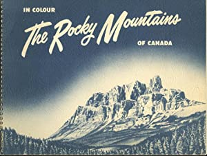 THE ROCKY MOUNTAINS OF CANADA.