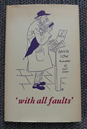 WITH ALL FAULTS'.: Low, David. Introduction
