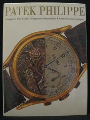 PATEK PHILIPPE: COMPLICATED WRIST WATCHES - KOMPLIZIERTE: Negretti, Giampiero &