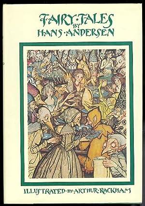 FAIRY TALES BY HANS ANDERSEN.: Andersen, Hans.