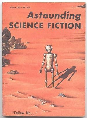 ASTOUNDING SCIENCE FICTION. OCTOBER 1955. VOLUME LVI,: Campbell, John W.,