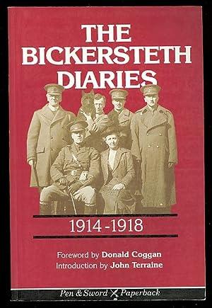 THE BICKERSTETH DIARIES 1914-1918.: Bickersteth, John, editor.