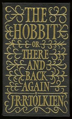 THE HOBBIT, OR THERE AND BACK AGAIN.: Tolkien, J.R.R.