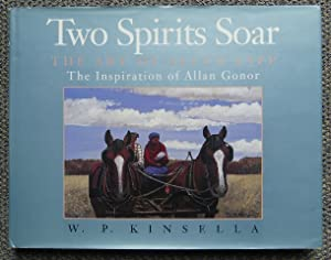TWO SPIRITS SOAR: THE ART OF ALLEN SAPP - THE INSPIRATION OF ALLAN GONOR.