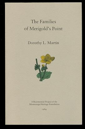 THE FAMILIES OF MERIGOLD'S POINT.: Martin, Dorothy L.