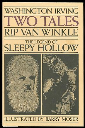 TWO TALES. RIP VAN WINKLE AND THE: Irving, Washington. Introduction