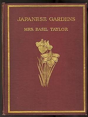 JAPANESE GARDENS.: Taylor, Basil, Mrs.