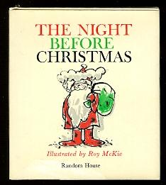 THE NIGHT BEFORE CHRISTMAS.: Moore, Clement C.