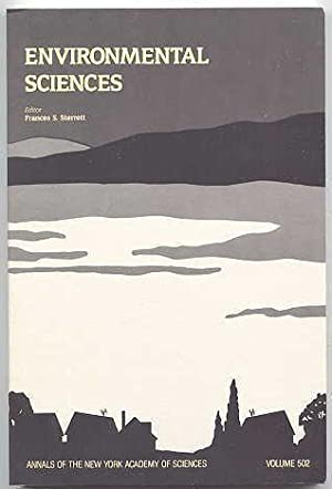 ENVIRONMENTAL SCIENCES. ANNALS OF THE NEW YORK: Sterrett, Frances S.,