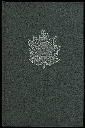 THE QUEEN'S OWN RIFLES OF CANADA, 1860-1960: Barnard, W.T., Lieutenant-Colonel.