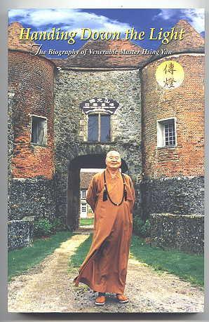 HANDING DOWN THE LIGHT: THE BIOGRAPHY OF: Fu Chi-ying. Translated