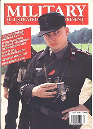 MILITARY ILLUSTRATED PAST & PRESENT. NO. 37.: Steven, Andrew; Amodio,