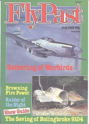 FLYPAST. NO. 24. JULY 1983. (FLY PAST.): Twite, Mike, ed.