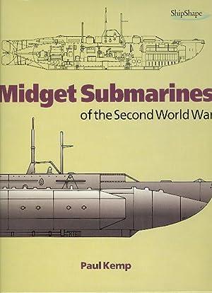 Chatham History Midget Pictorial Second Submarine War World
