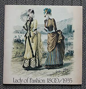 LADY OF FASHION 1800/1935.: Clark, Rowena. Photography