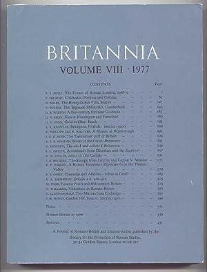 BRITANNIA: A JOURNAL OF ROMANO-BRITISH AND KINDRED: Bogaers, J.E.; Boon,