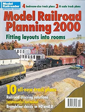 MODEL RAILROAD PLANNING 2000. (MODEL RAILROADER.): Koester, Tony, ed.
