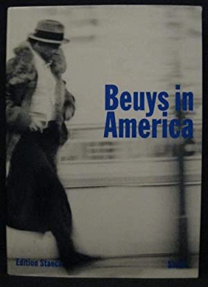 BEUYS IN AMERICA.: Staeck, Klaus and
