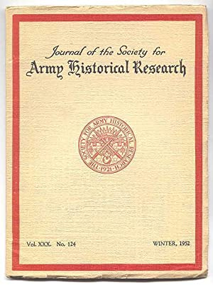 JOURNAL OF THE SOCIETY FOR ARMY HISTORICAL: Baldry, W.Y., ed.
