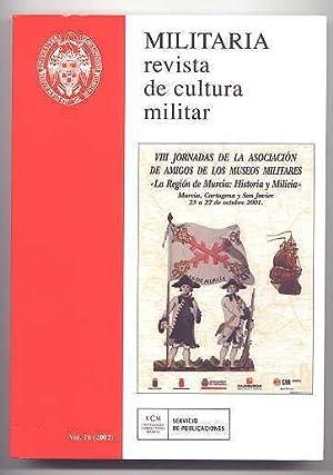 MILITARIA: REVISTA DE CULTURA MILITAR. VOL. 16: Francisco de Asis