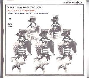GRAJ ZE MNA NA CZTERY RECE /: Garscia, Janina. With