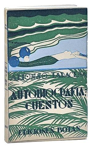 AUTOBIOGRAFIA: CUENTOS: Taracena, Alfonso