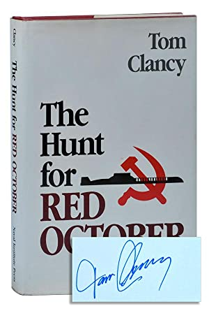 THE HUNT FOR RED OCTOBER - WITH: Clancy, Tom