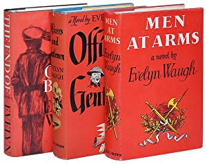 SWORD OF HONOUR TRILOGY: MEN AT ARMS,: Waugh, Evelyn