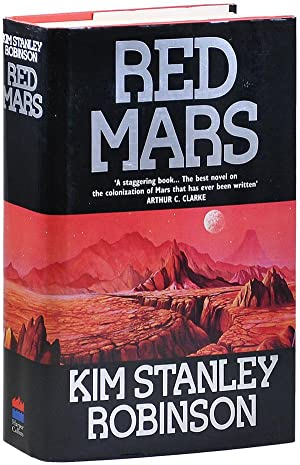 RED MARS - REVIEW COPY: Robinson, Kim Stanley