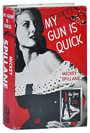 MY GUN IS QUICK - WITH SIGNED BOOKPLATE LAID IN: Spillane, Mickey