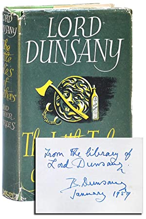 THE LITTLE TALES OF SMETHERS AND OTHER: Dunsany, Lord (pseud.