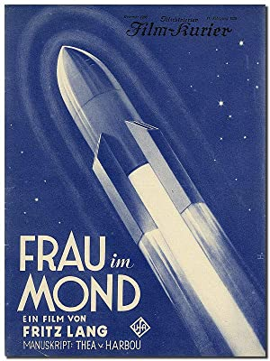 FRAU IM MOND (THE WOMAN IN THE MOON) - ORIGINAL FILM PROGRAM AND HERALD: Lang, Fritz (director); ...