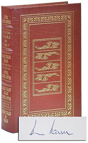 SEVEN YEARS IN TIBET - LIMITED EDITION,: Harrer, Heinrich