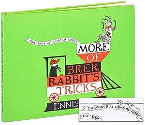 MORE OF BRER RABBIT'S TRICKS - SIGNED: Rees, Ennis (stories);