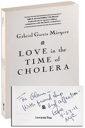 LOVE IN THE TIME OF CHOLERA -: García Márquez, Gabriel