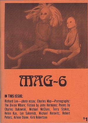 MAG-6 (SUMMER - FALL 1973): Kay, John; Locklin,