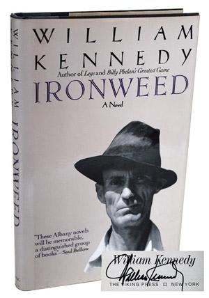 IRONWEED - SIGNED REVIEW COPY: Kennedy, William